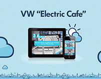 Volkswagen - Electric Cafe