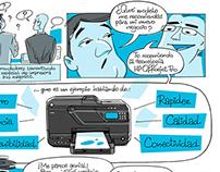 HP comic