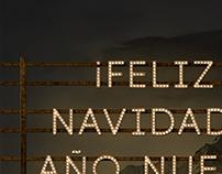 Tarjeta Navideña 2014