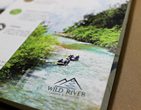 Wild River Camping & Activities (my degree project)