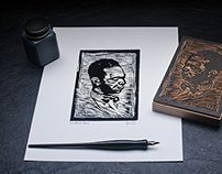 Author Woodcuts