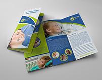 Dental Clinic Tri-Fold Brochure Vol.2