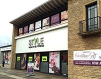 Exterior Shopfront Redesign