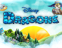 Disney Dragons