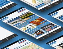 Nationwide Simply Rewards UI/UX Design
