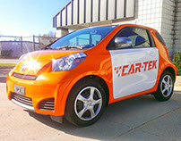 Car-Tek vehicle wrap