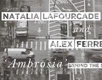 Natalia Lafourcade & Alex Ferreira - Behind the Scenes