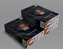 """Black Box """"Caixa Personalizada"""""""