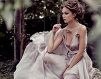 Summer Swan Song for Eluxe Magazine