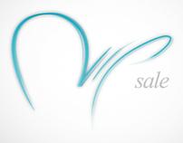 VIPsales logo