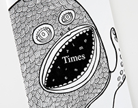 Times Book | Drawing Session