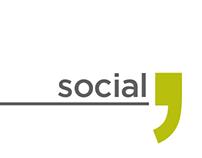 Mock, the agency social media elements