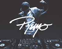 Logotype for Dj Primo