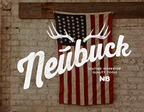Neubuck Leather Workshop Logo