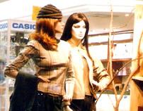 AW'03 Window Displays, Shoppers' Stop Ltd.