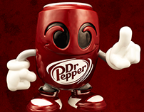 """DR PEPPER """"ONE OF A KIND"""" ONE of ONE Promotion"""