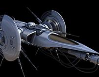 CS Spaceship