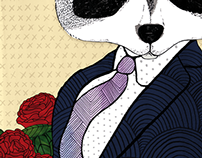 Mister ''Romance Thief'' Raccoon.