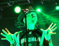 Video for the band Maldita Vecindad on Monterrey