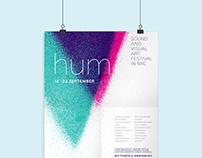HUM Festival Campaign