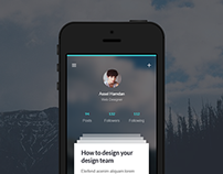 Writers app