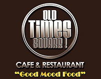 OTS Restaurant Posters - Now Open