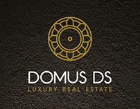 DOMUS DS Luxury Real Estate - Brand Identity