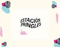 Sistema de identidad / Estación Pringles
