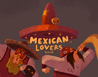 -MEXICAN LOVERS BAND-