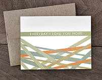 Love Card - Everyday I love you more