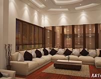 Living Area -2014 Calicut, India