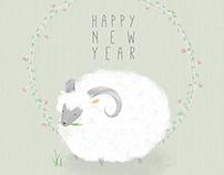 Happy New Year~ 2015