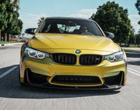 BMW M3 Comp