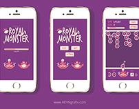 Royal Monster - Game Design