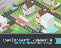 Lopo | Isometric Explainer Kit