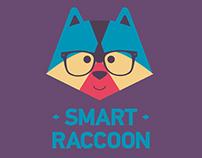 Logo Raccon