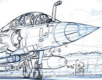 Draw me an Airplane
