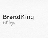 BrandKing 2014 logos