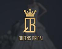 QUEENS BRIDAL  / Branding