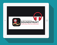 Game Design - Soundstrukt Music Gamification Concept