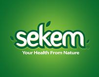SEKEM Health - Teabags Characters