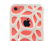 Relaxed Macedonia pattern for iPhone 5C case