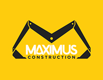 Maximus construction logo