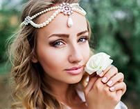 Love story Irina + Artem