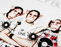 Monkey Boyz / HOUSMANIAX REC