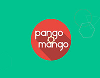 Pango Mango Logo Animation