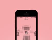 Starbucks - App concept