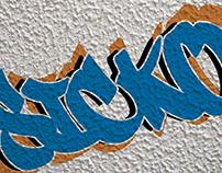 SICKO / digital cover art by blandadesign