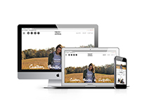 Dapper Ink Website Redesign