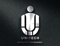Corporate Identity : Unitech Facility Management